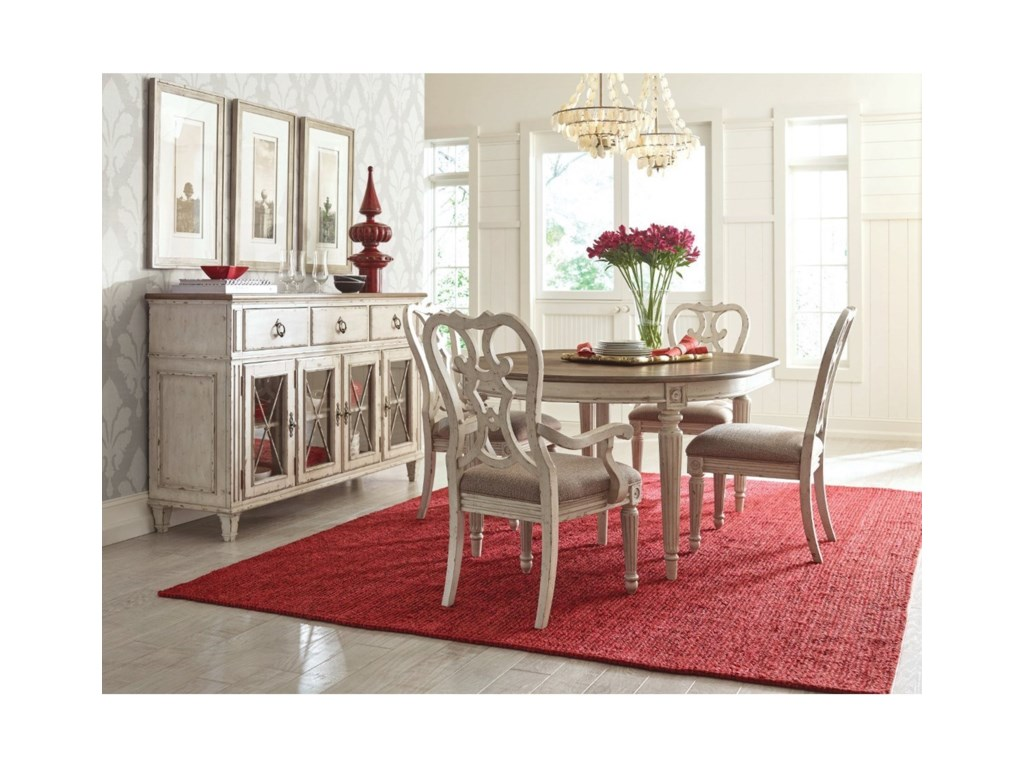 American Drew SOUTHBURY Formal Dining Room Group | Hudson\'s ...
