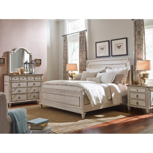 Living Trends SOUTHBURY King Bedroom Group