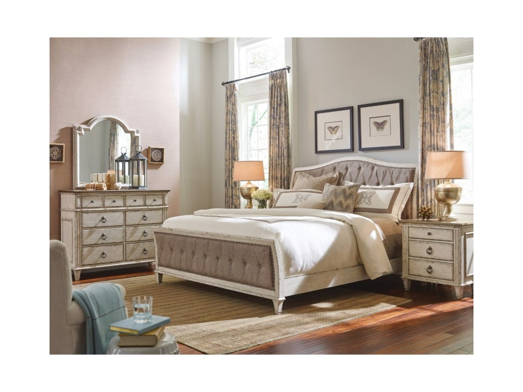 American Drew SOUTHBURY California King Bedroom Group