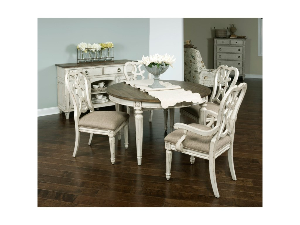 Morris Home South GateSouth Gate Dining Side Chair