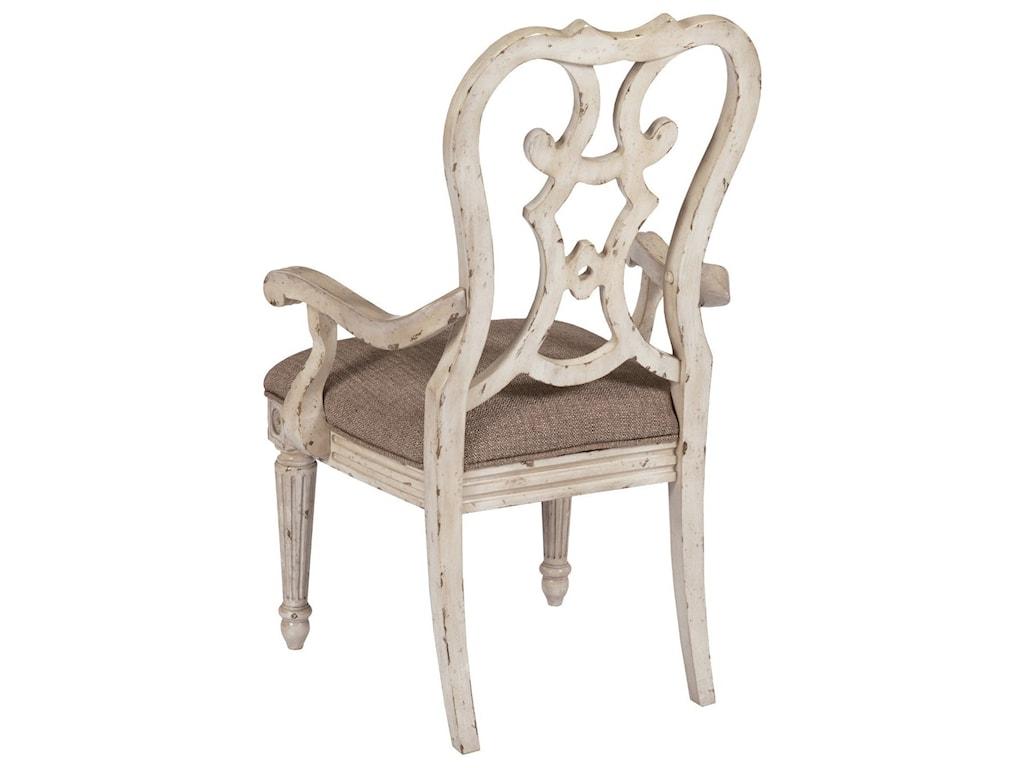 Morris Home South GateSouth Gate Dining Arm Chair