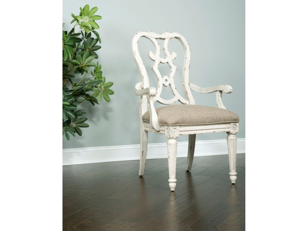Morris Home South GateSouth Gate Dining Arm Chair