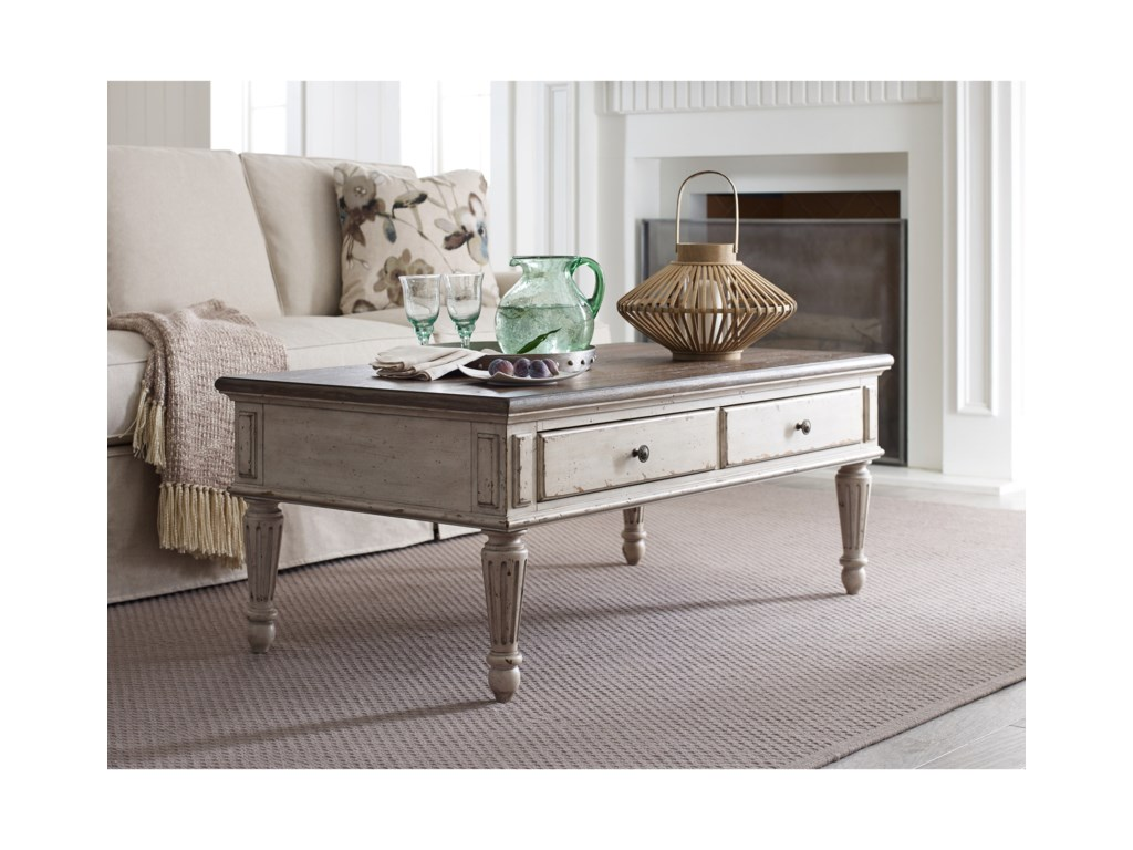 American Drew SOUTHBURY Cocktail Table