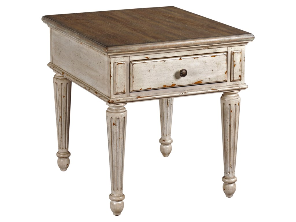 American Drew SOUTHBURY Drawer End Table