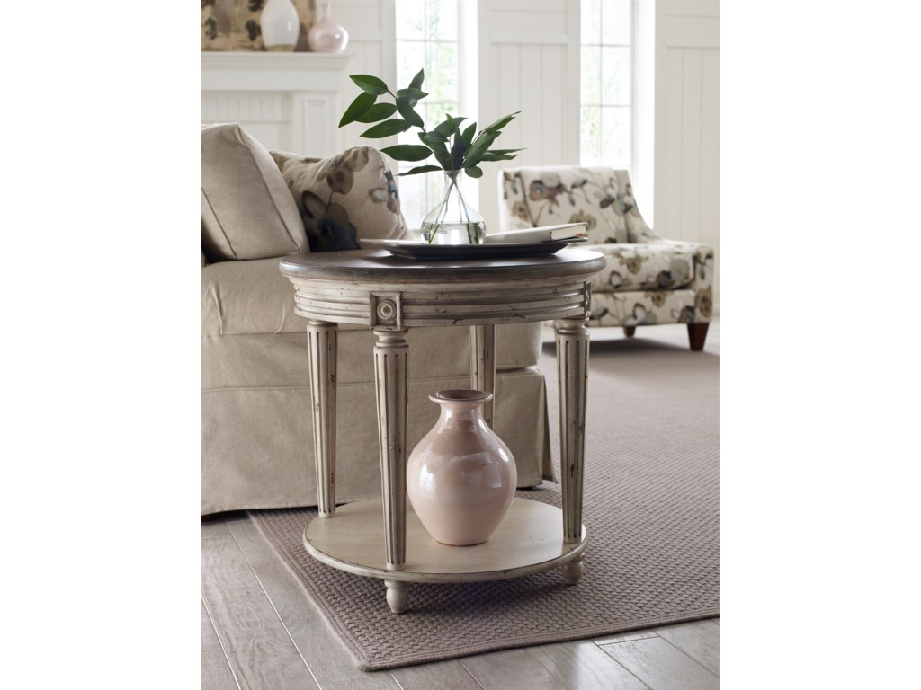 American Drew SOUTHBURY Round End Table