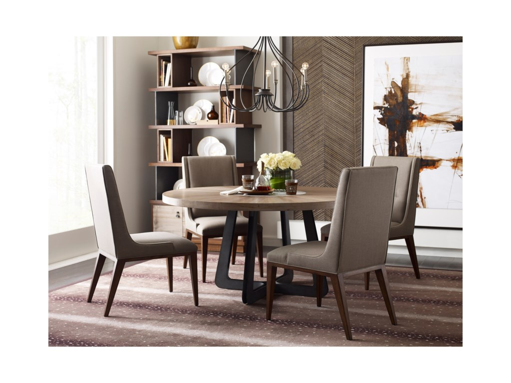 American Drew Modern SynergyCasual Dining Room Group