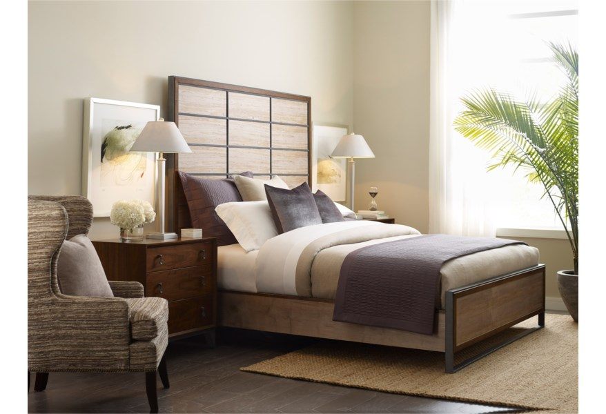 Synergy Contemporary Queen Bedroom