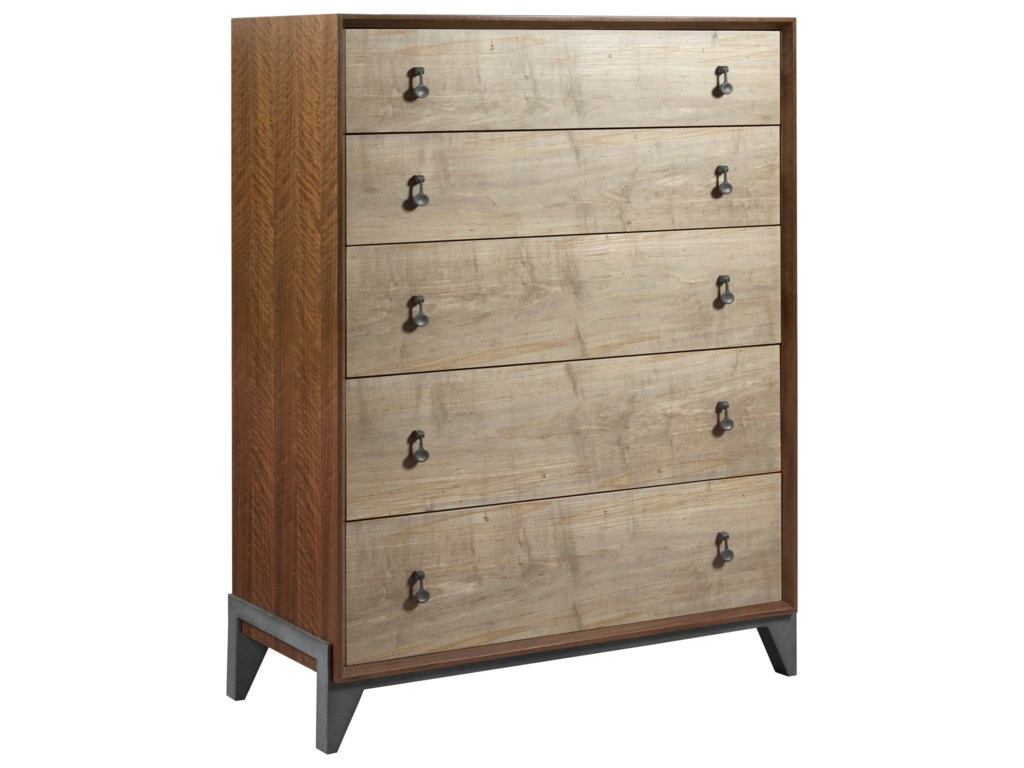 American Drew Modern SynergyMotif Drawer Chest