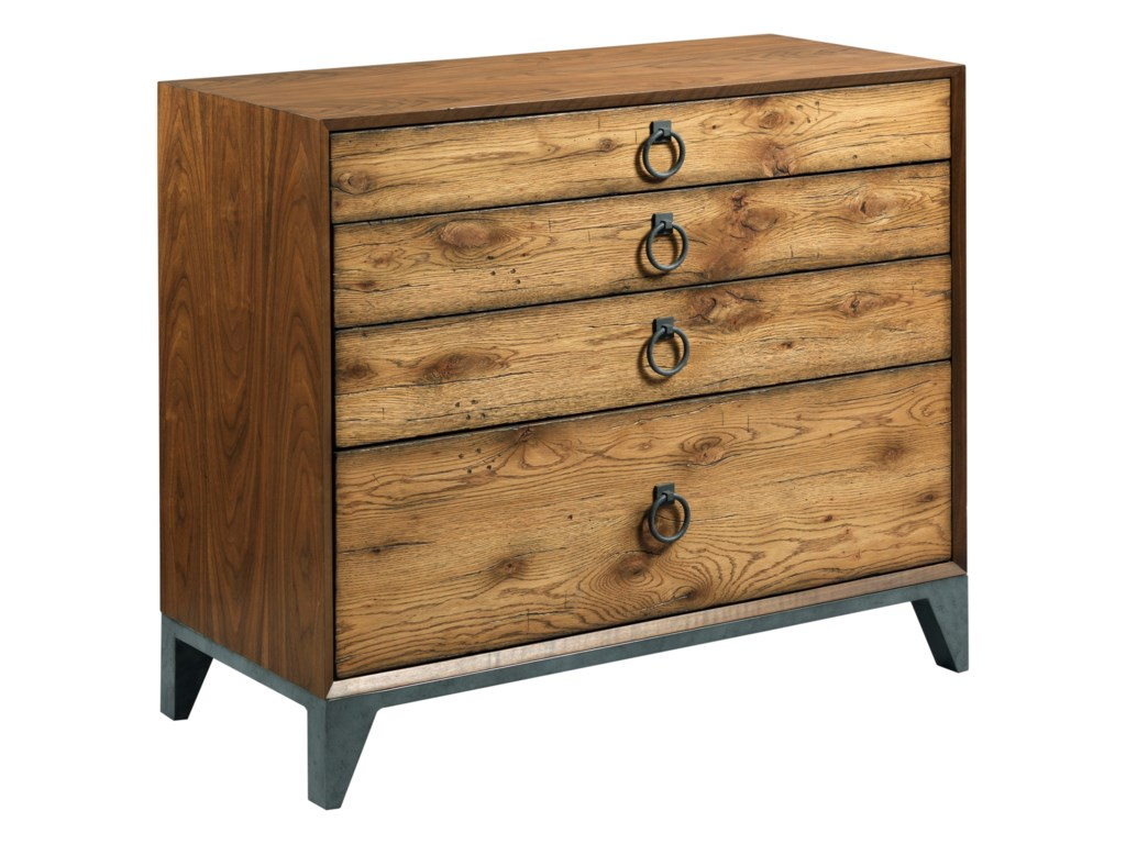 American Drew Modern SynergyLumber Bunching Drawer Chest