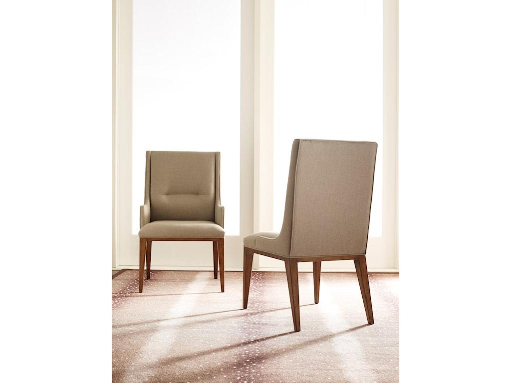 American Drew Modern SynergyContour Side Chair