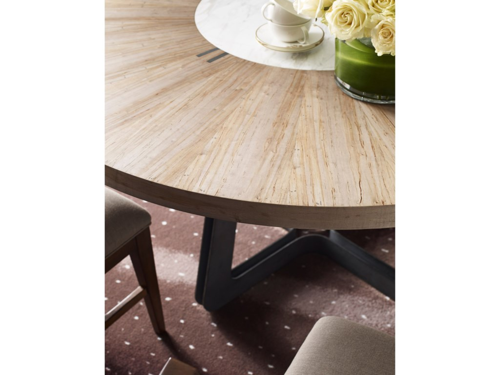 American Drew Modern SynergyConcentric Round Table