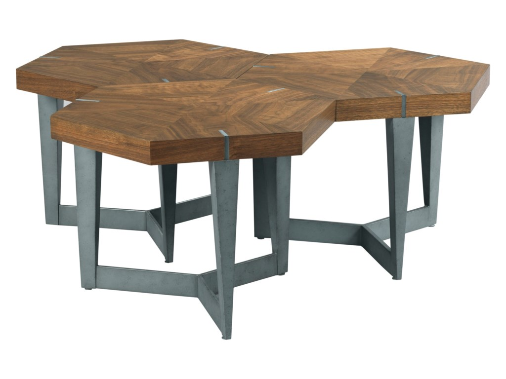 American Drew Modern SynergyEcho Bunching Cocktail Table