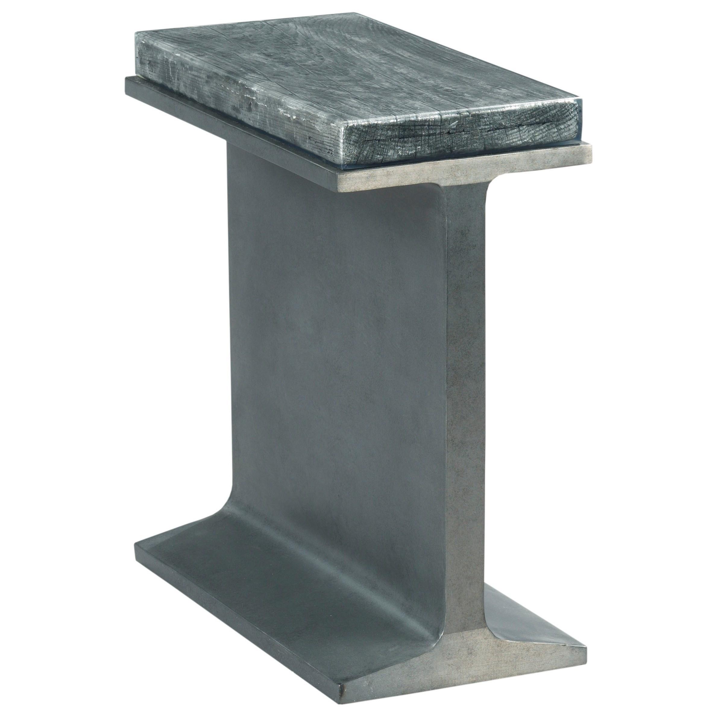 Superbe American Drew Modern SynergyI Beam Chairside Table ...