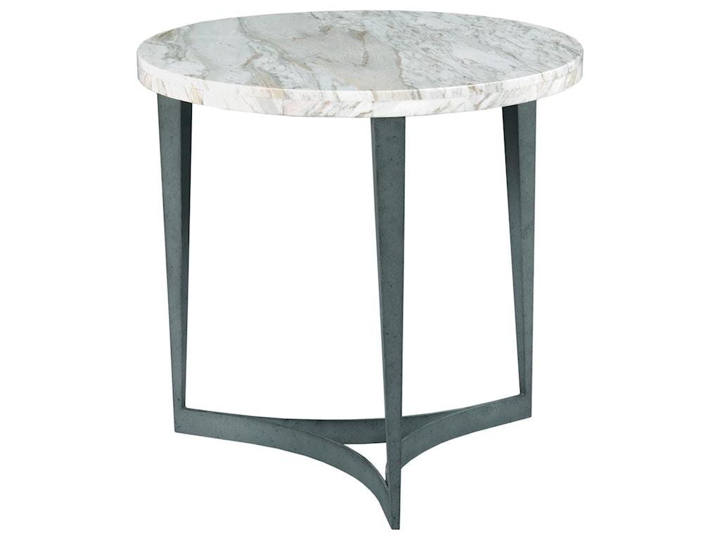American Drew Modern SynergyDelphi Lamp Table