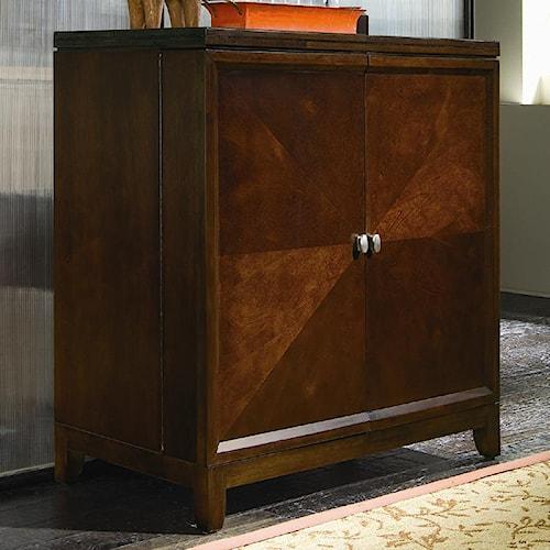 American Drew Tribecca 912 589 Flip Top Bar Northeast Factory Direct Bar Cabinets Cleveland