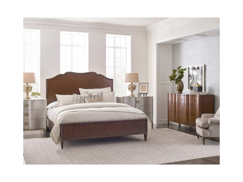 American Drew VantageCal King Bedroom Group