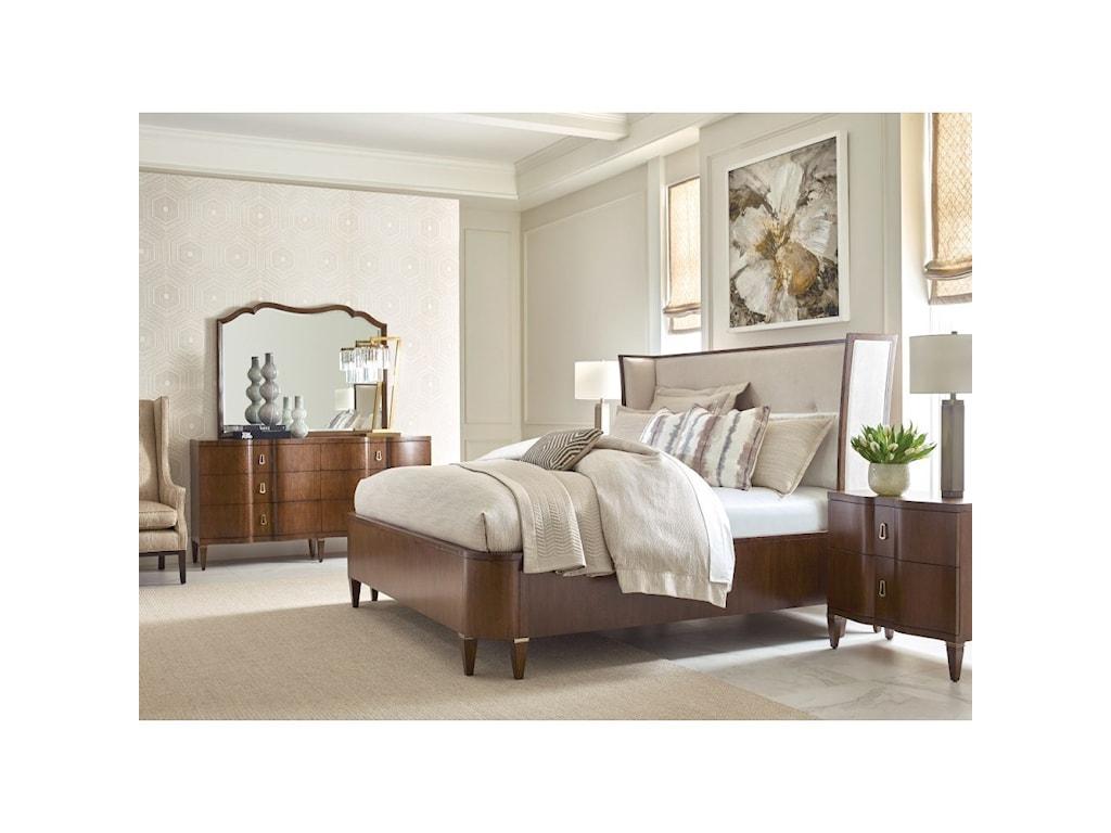 American Drew VantageKing Bedroom Group