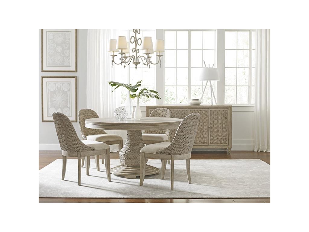American Drew VistaCasual Dining Room Group