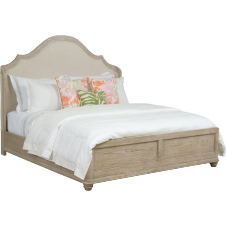 Queen Haven Shelter Bed