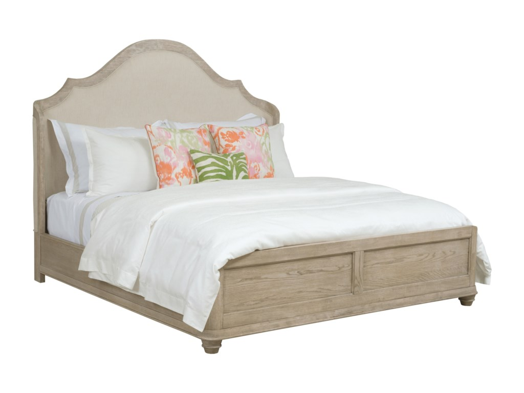 American Drew Vistaqueen Haven Shelter Bed