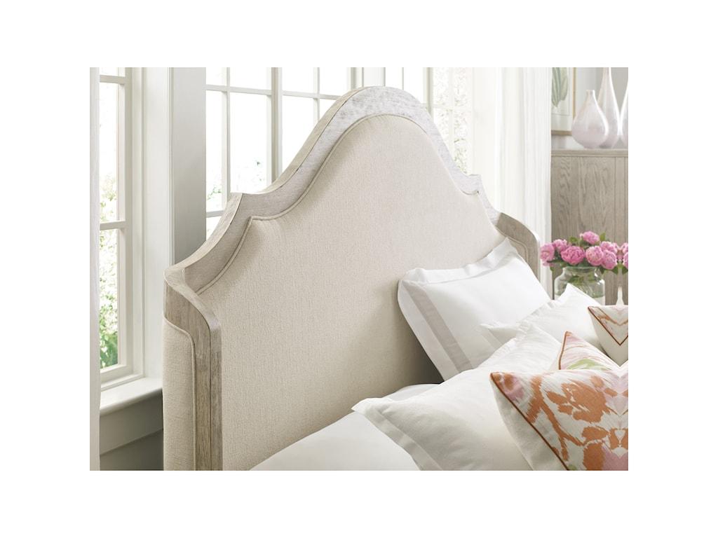 American Drew VistaQueen Haven Shelter Bed
