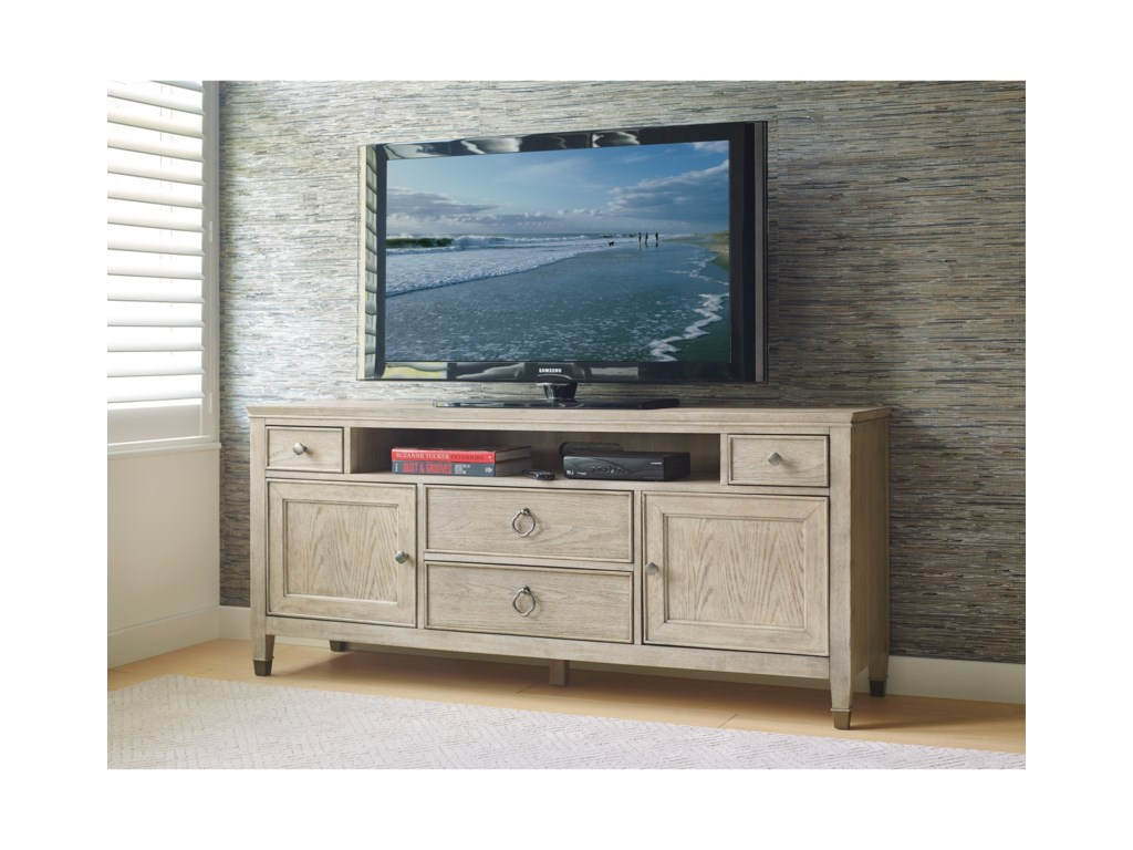 American Drew VistaBiscane Entertainment Console