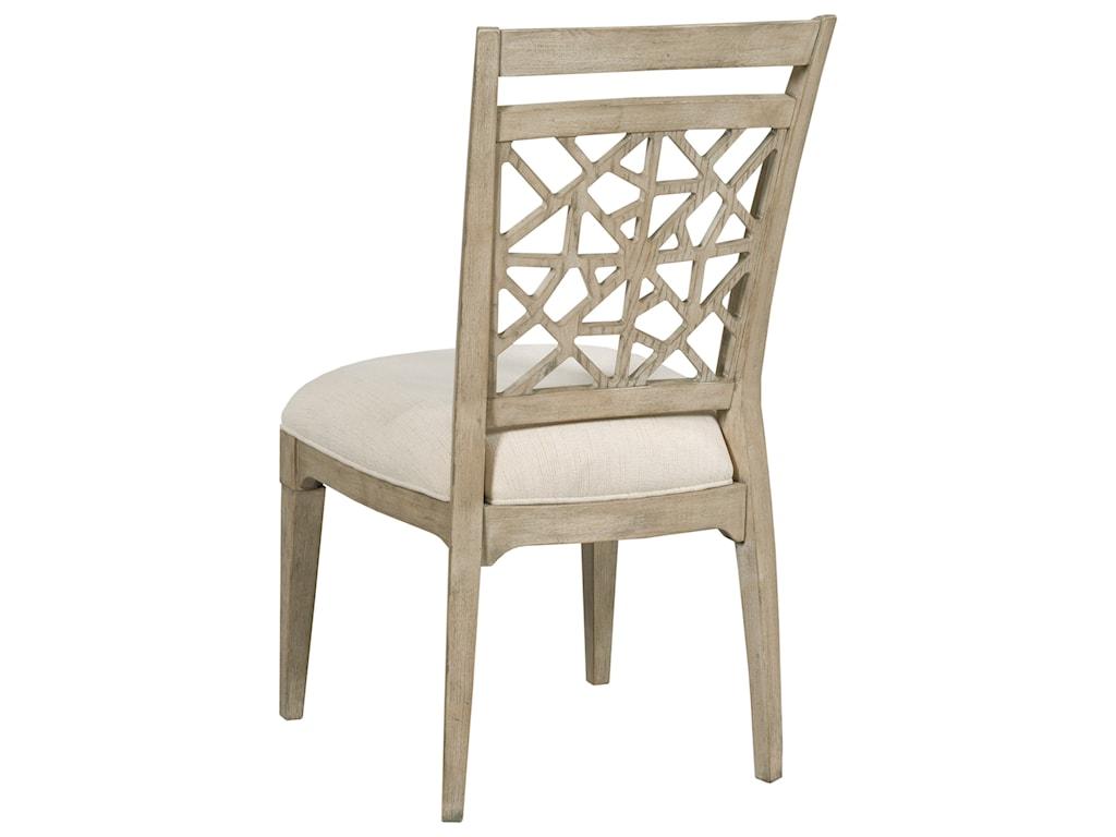American Drew VistaEssex Side Chair