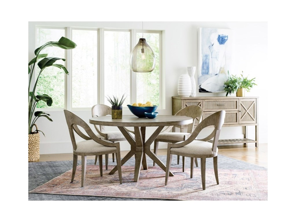 American Drew West ForkDining Room Group