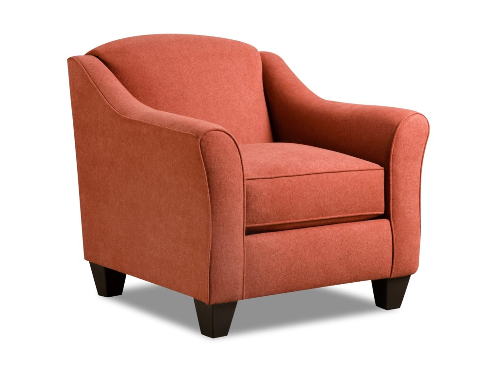 American Furniture 1020Accent Chair