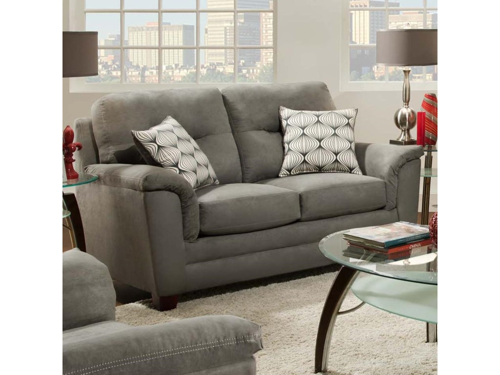 American Furniture 1070Loveseat