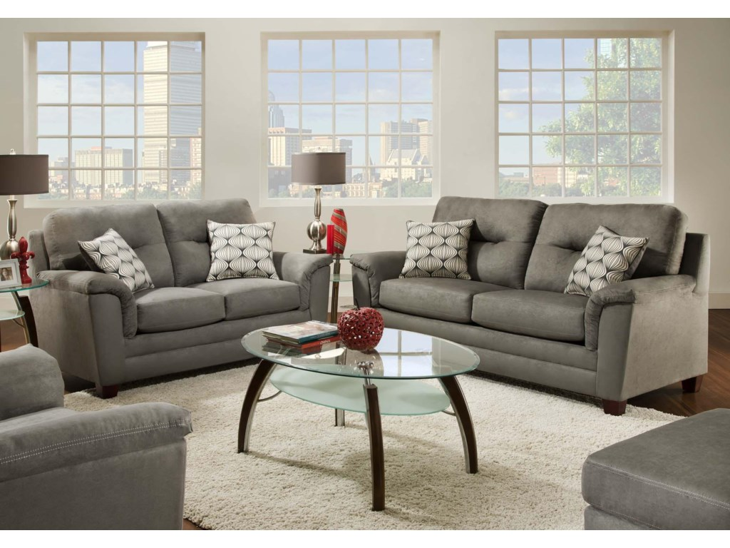 American Furniture 1070Sofa