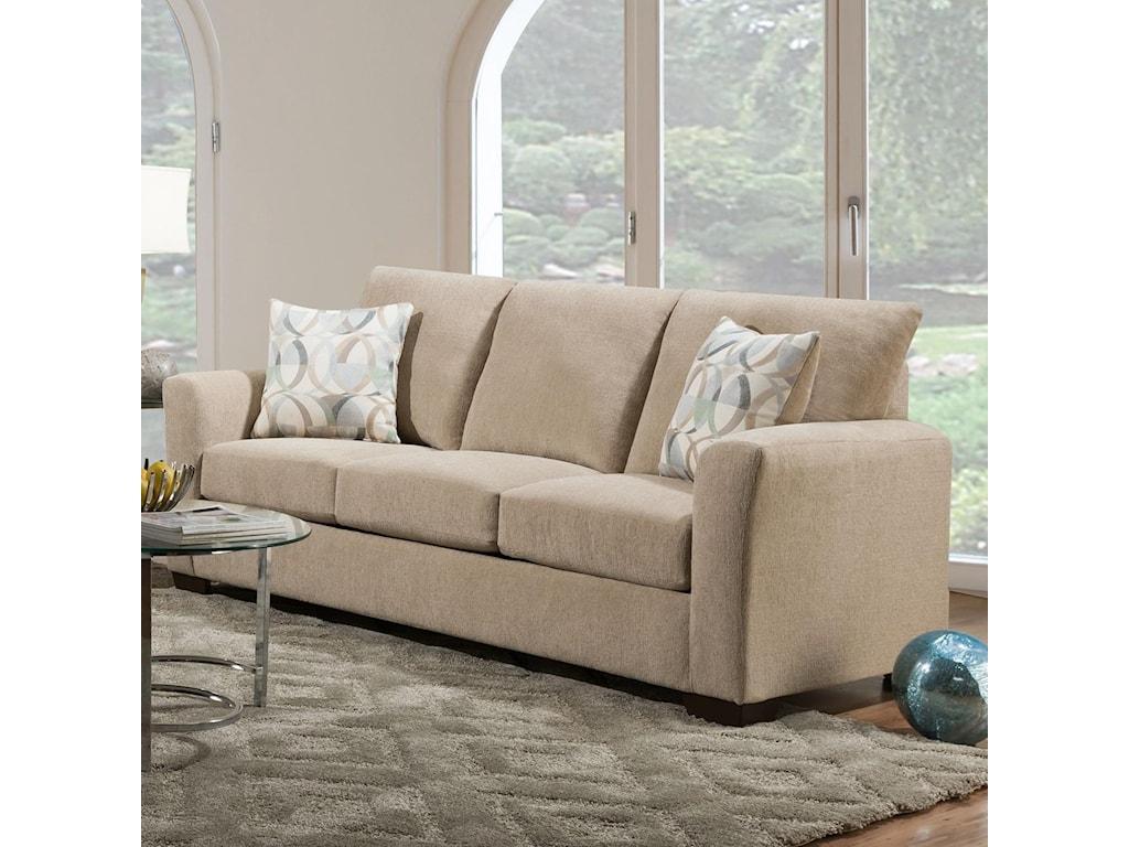 American Furniture 1210Sofa