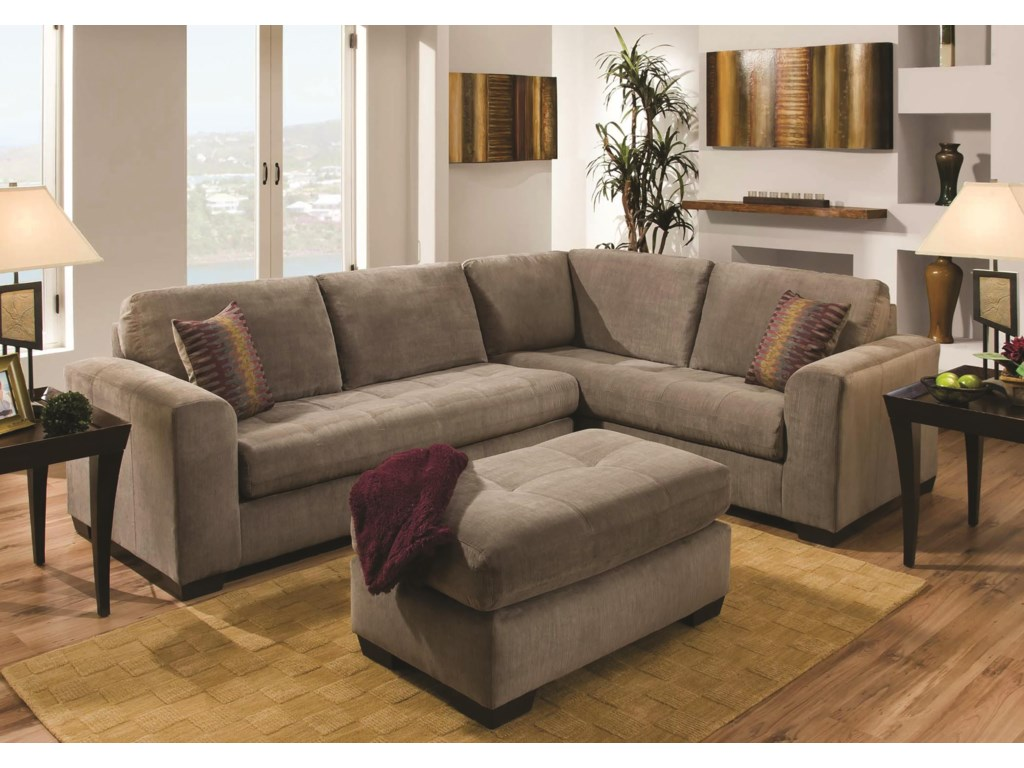 American Furniture 12302 Piece Sectional