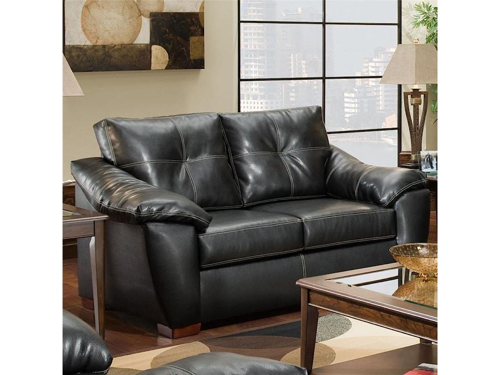 American Furniture 1250Loveseat