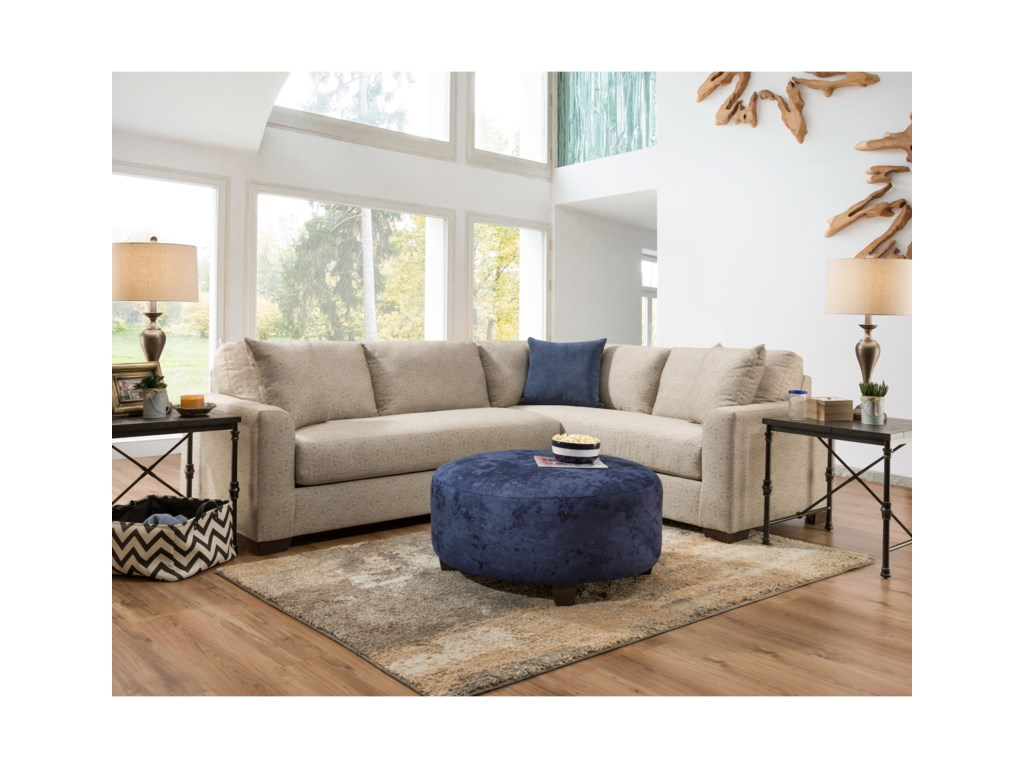 American Furniture 1280Living Room Group