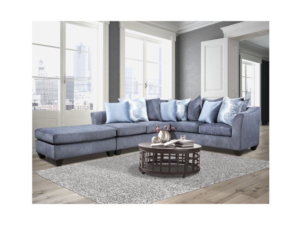 American Furniture 1360Sectional