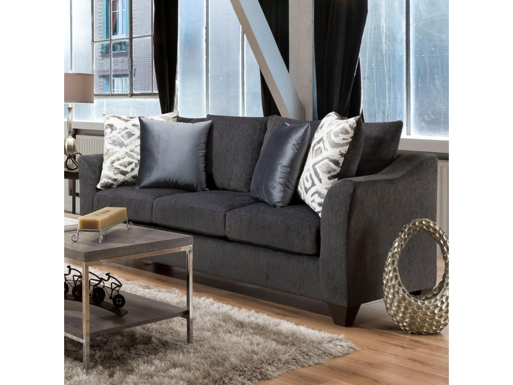 American Furniture 1370Sofa