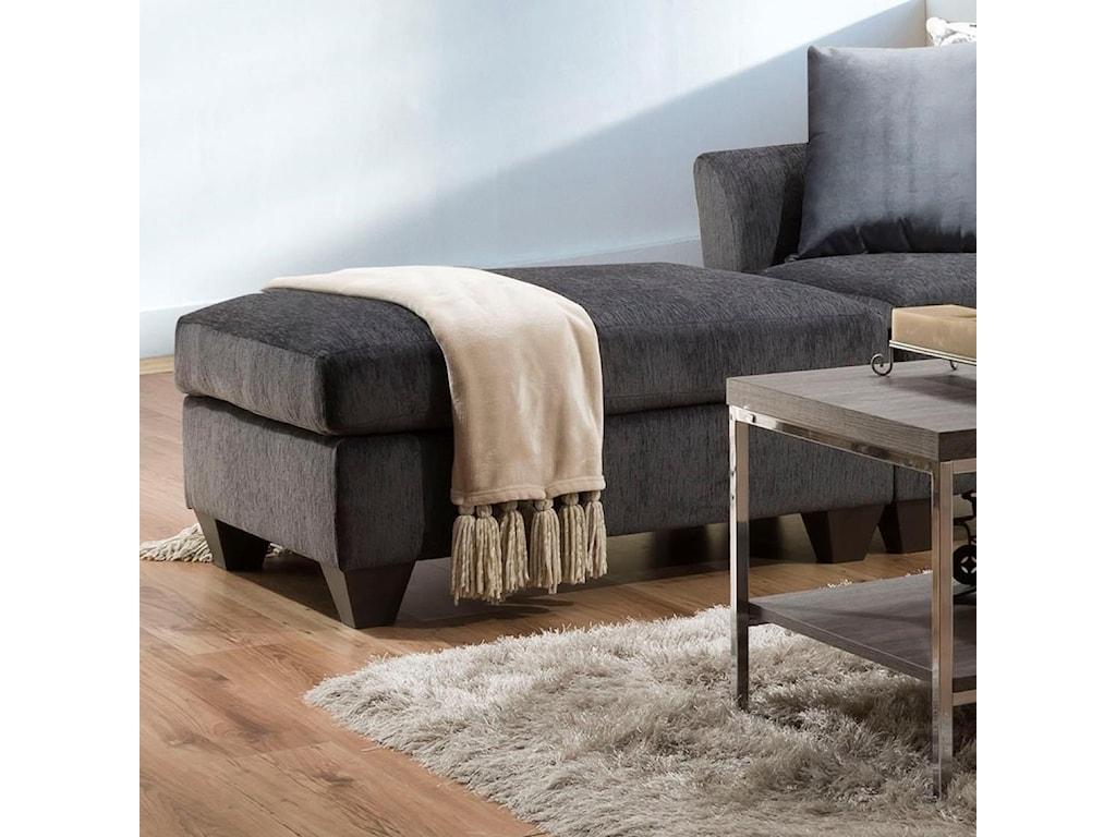 American Furniture 1370Ottoman