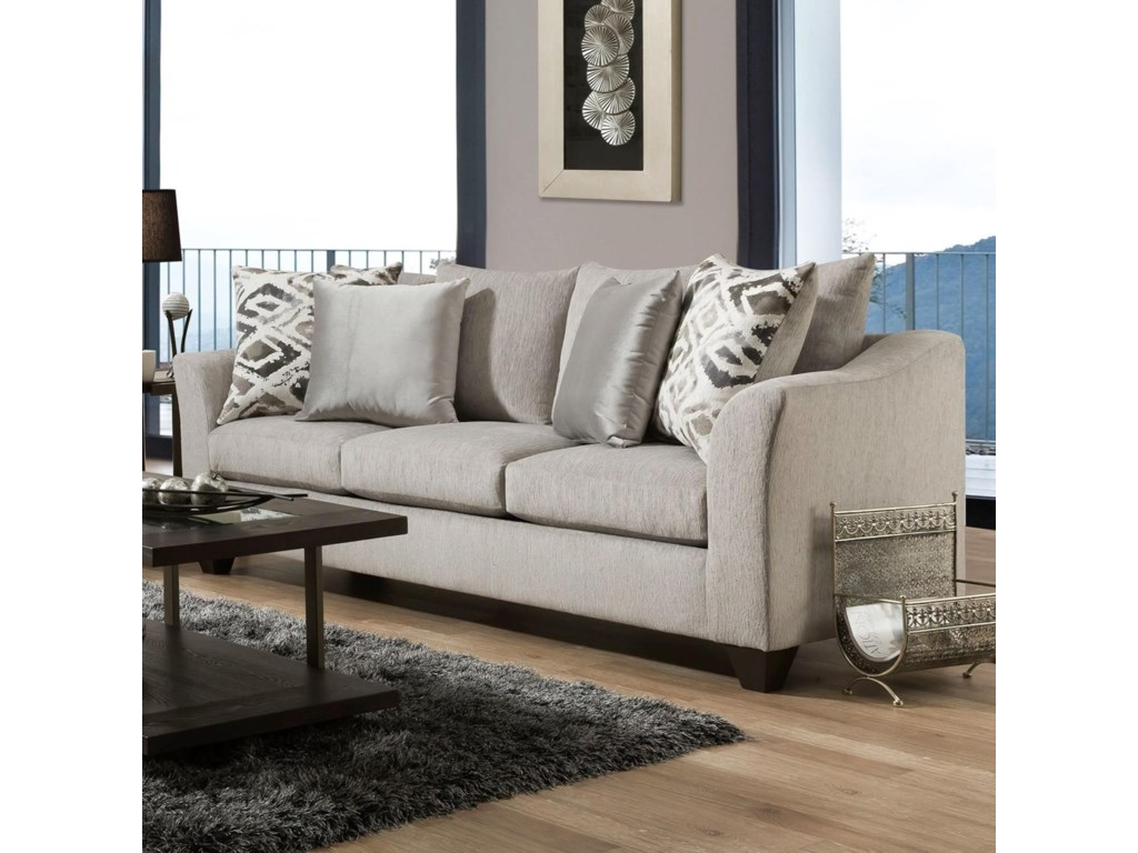 American Furniture 1380Sofa