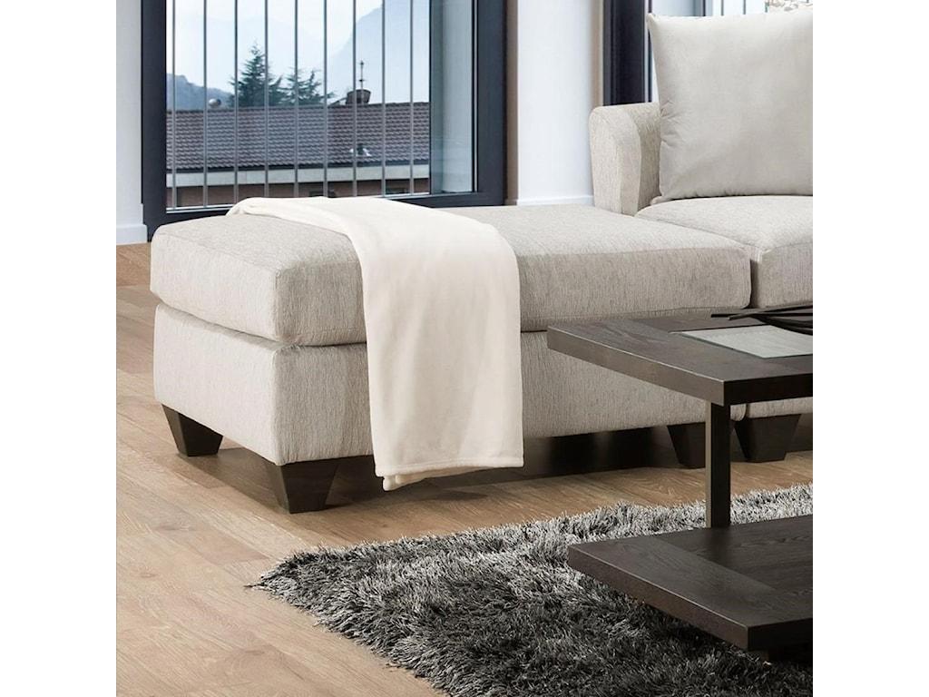American Furniture 1380Ottoman