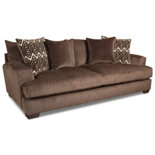 Style Of American Furniture 1600 Contemporary Sofa with Gel Infused Cushions Beautiful - Unique contemporary sofa sets HD