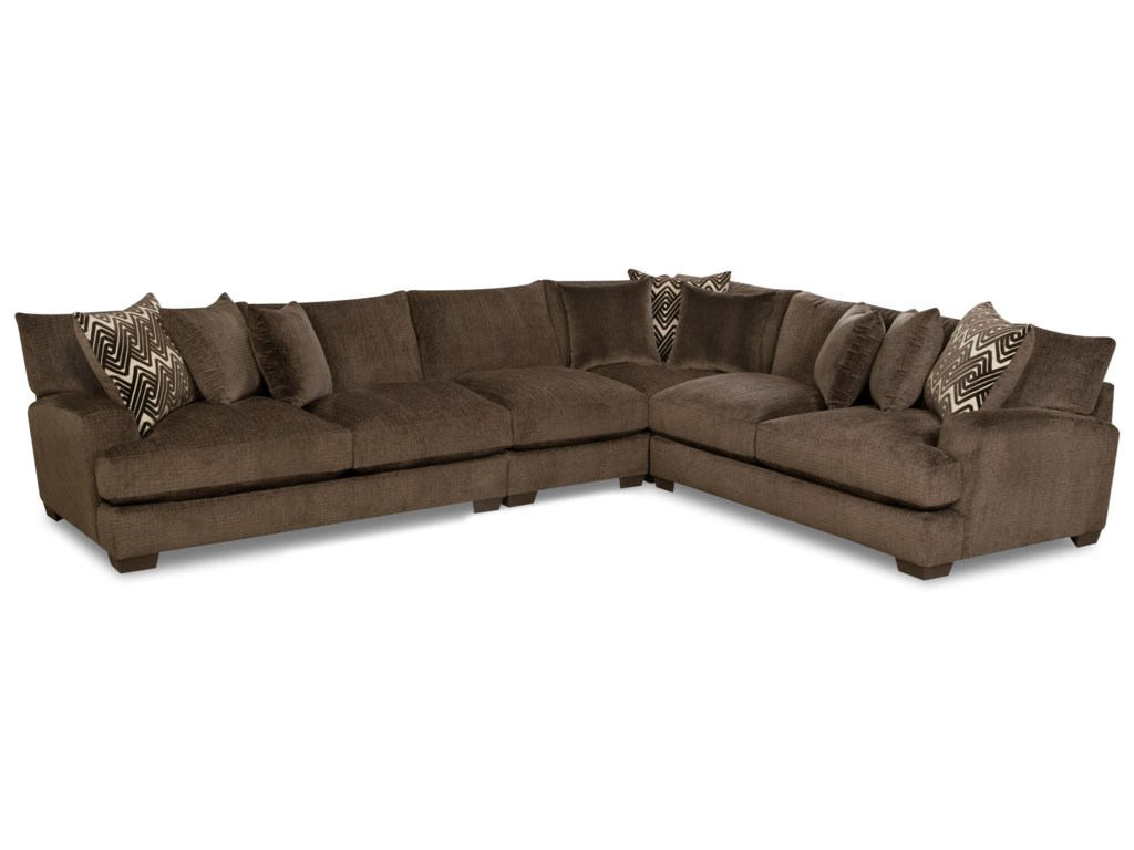 American Furniture 16005 Seat Sectional