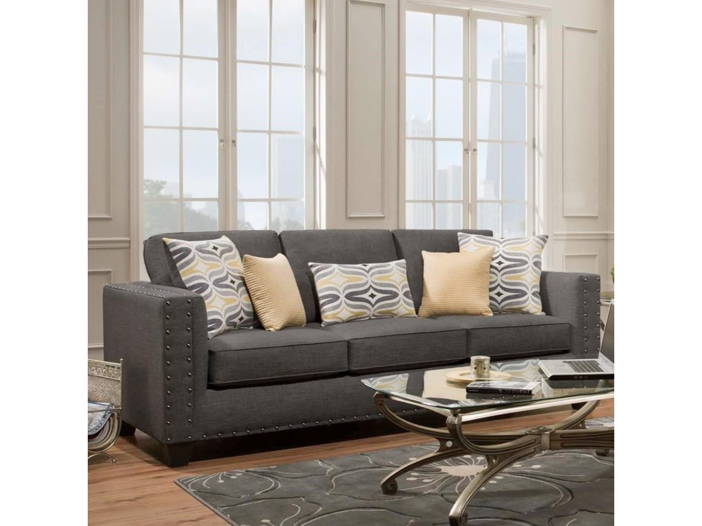 American Furniture 1700Contemporary Sofa