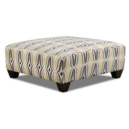 American Furniture 1700 Cocktail Ottoman