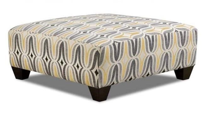 American Furniture 1700Cocktail Ottoman