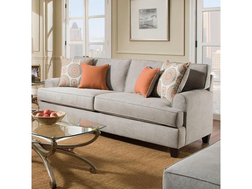 American Furniture 1950Sofa