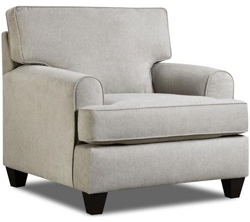 American Furniture Popstitch DoveChair