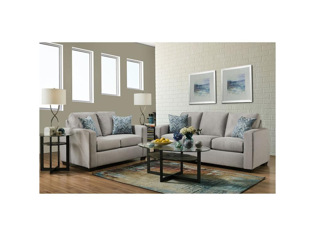 American Furniture 2300Loveseat