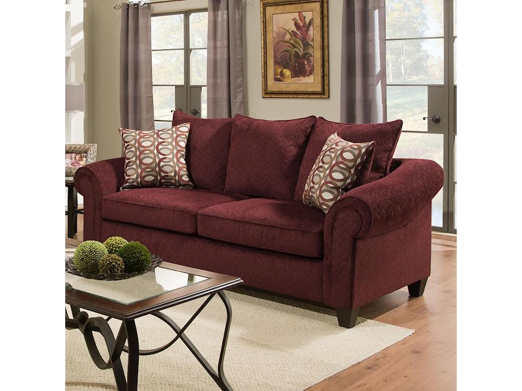 American Furniture 2700Sofa