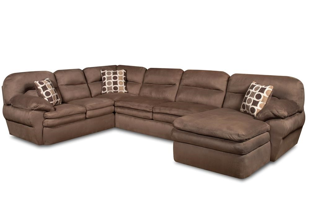 Wonderful Shiloh 5300 3 Piece Sectional By American Furniture